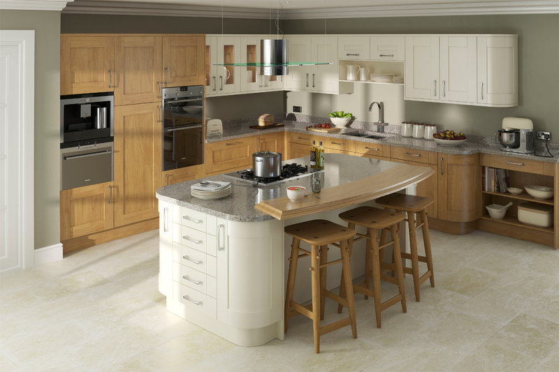 Brampton Natural Oak and Ivory Main 1